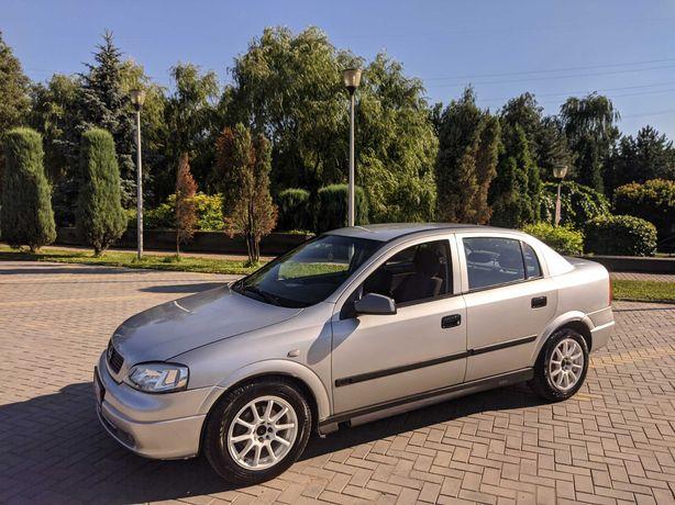 2007 Opel Astra 1.4