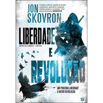 2 livros em otimo estado de Jon Skovron