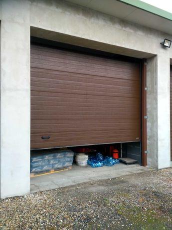 Brama garażowa używana
