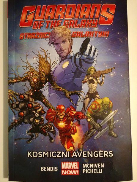 Guardians of the Galaxy. Strażnicy Galaktyki. Tom 1. Kosmiczni Avenger