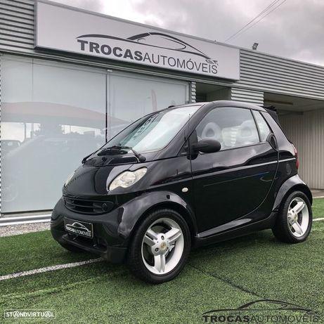 Smart ForTwo CDI Cabrio