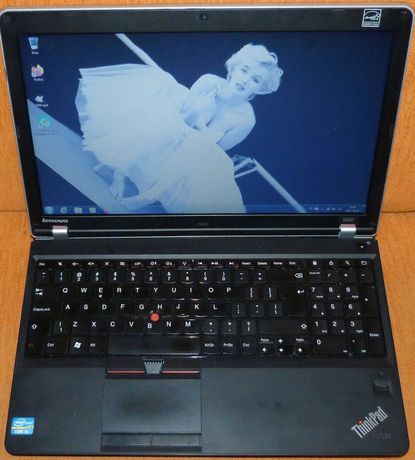 Czerwony Lenovo thinkPad Edge E520 , i5 , SSD , Radeon 2Gb , gw