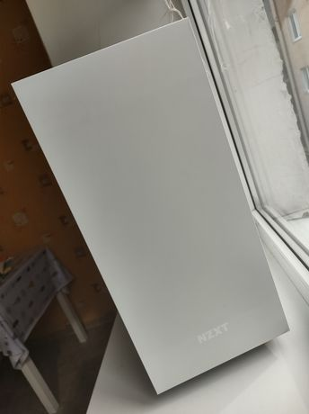 Корпус NZXT H500 White (CA-H500B-W1)