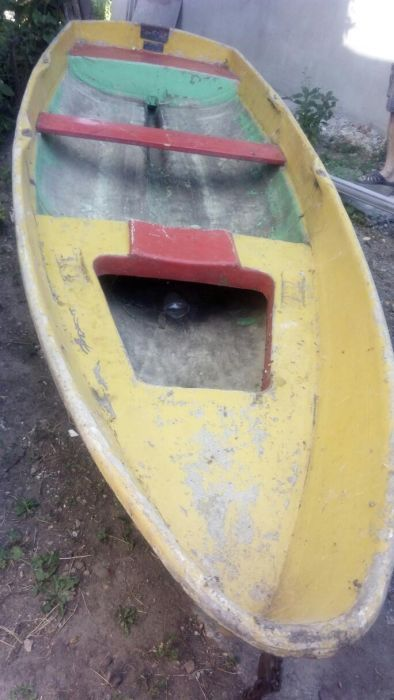 Лодка пелла Белики - изображение 1