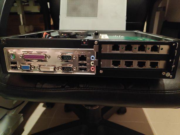 PC central telefónica edge box voip