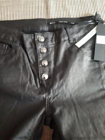 Sprzedam niwe spodnie woski czarne rozm.L