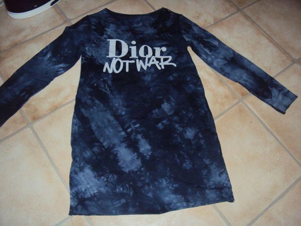 Tunika bluzka Dior l/xl