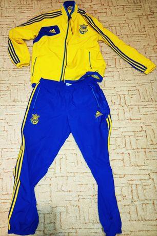 Спортивный костюм Adidas сборной Украины по футболу