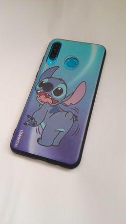 Capa Huawei P30/ New Edition/ Lite Stitch NOVA