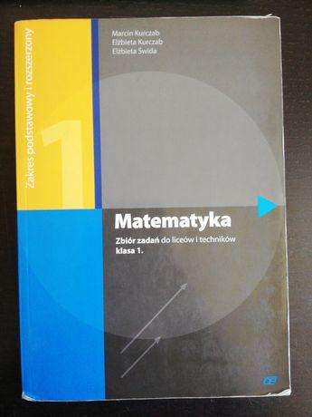 Matematyka Zbiór zadań pazdro do 1klasy liceum, zakres podst i rozszer