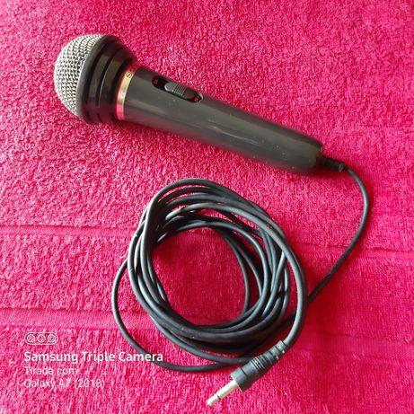 Microfone SONY F-VS7 Dinâmico Cardiod 600 Ohms