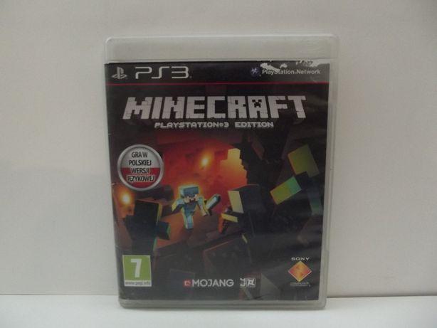Minecraft PS3 PL lombard