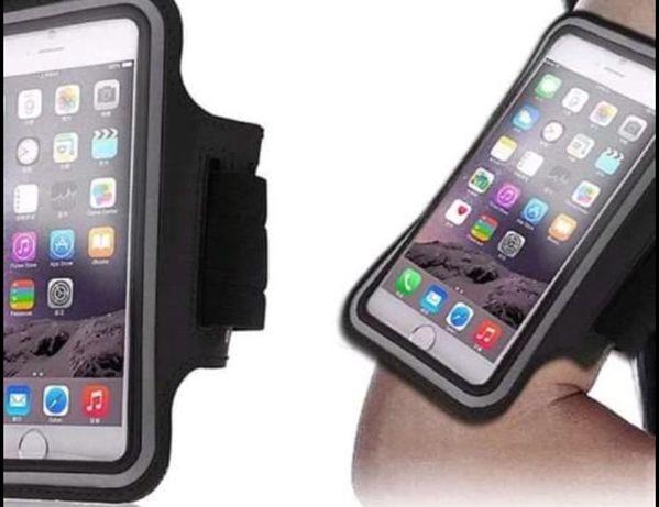 Braçadeira porta celular