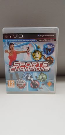Move Sports Champions na Playstation 3