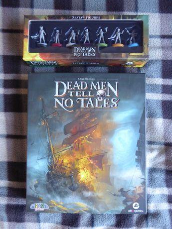 Dead Men Tell No Tales PL + FIGURKI jak nowa + koszulki PREMIUM