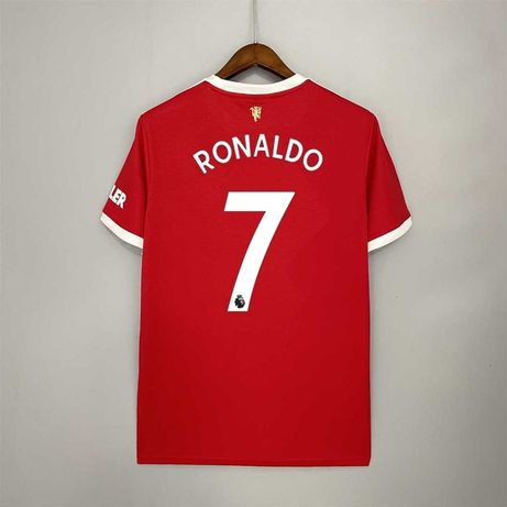 Camisola CR7 MASCHESTER UNITED / SPORTING