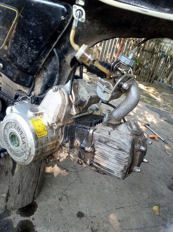 Продам двигатель альфа 110сс