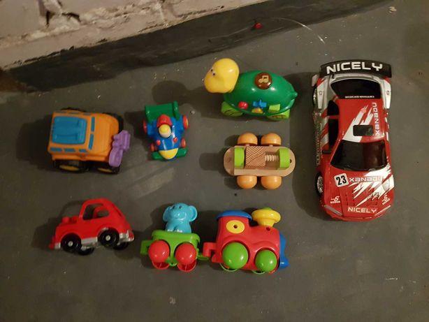 Samochodziki dla dziecka chłopca niemowlaka