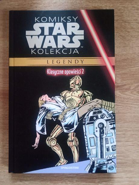 """""""Komiksy Star wars Klasyczne Opowieści 2"""""""