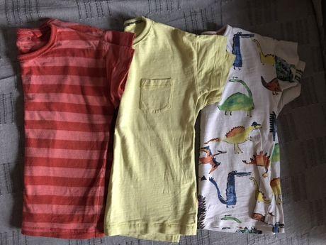 6 t-shirtow Next, Ralph Lauren