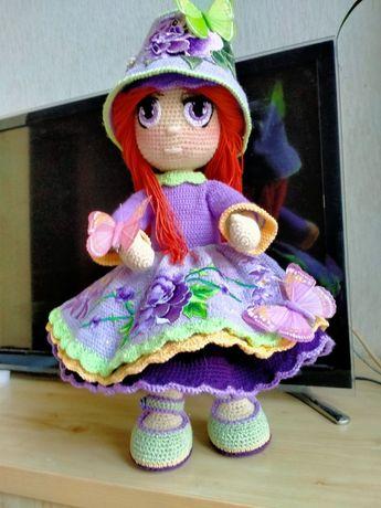 Вязаные куклы под заказ