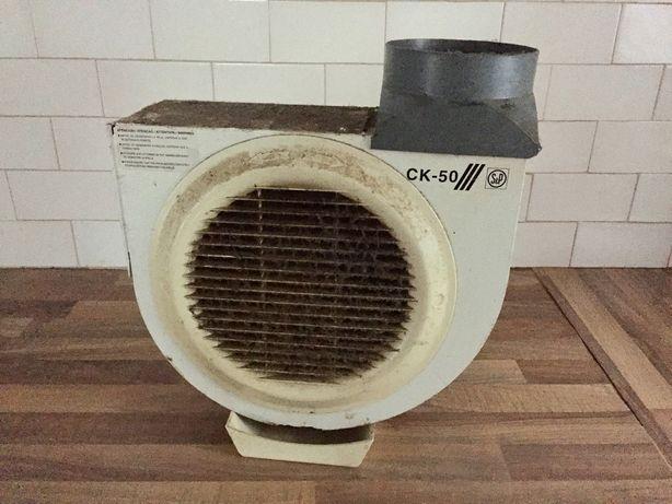 extractor de fumos