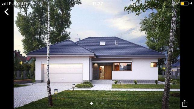 Dom w Ujazdowku