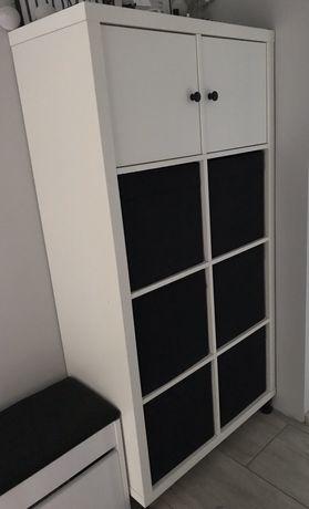 Regał Kallax Ikea