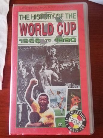 A história da copa do Mundo VHS