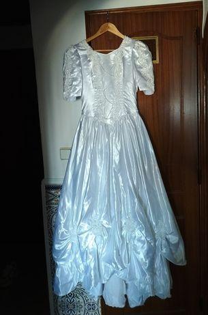 Vestido Noiva tamanho xxs