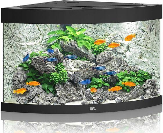 NOWY zestaw Juwel TRIGON 190 LED (190l) bez szafki, różne kolory