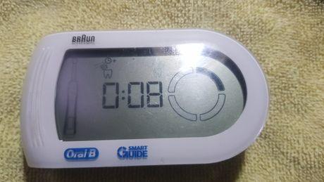 Zegar szczoteczek Braun Oral-B