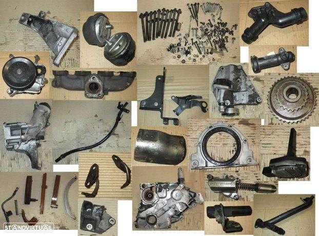 Peças várias para motor BMW 320d e46 136cv (2000) 204D1