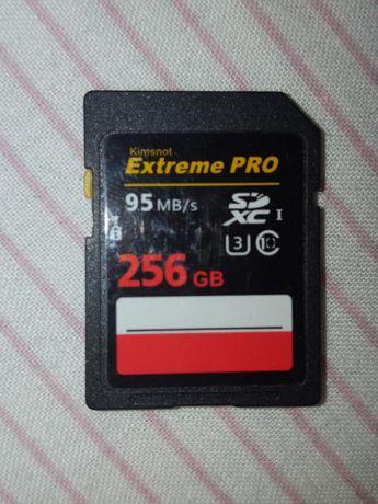 Cartão de Memória 250gb classe 10