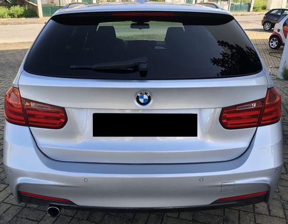 Difusor BMW Série 3 F31 Pack M
