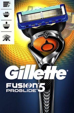 Станок для бритья Gillette Fusion proglide 5