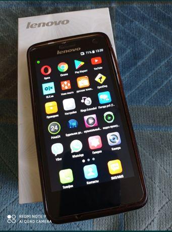 Смартфон Lenovo S660.