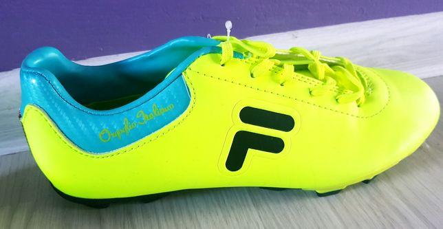 Nowe buty piłkarskie FILA oryginalne korki z Niemiec r. 40