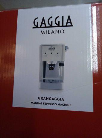 Кофемашина GAGGIA R18423 DEAL черная