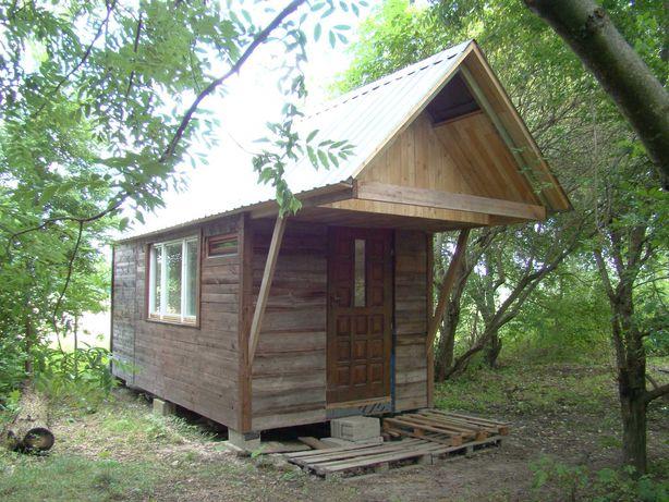 Domek całoroczny letniskowy *** tiny house *** do przeniesienia.
