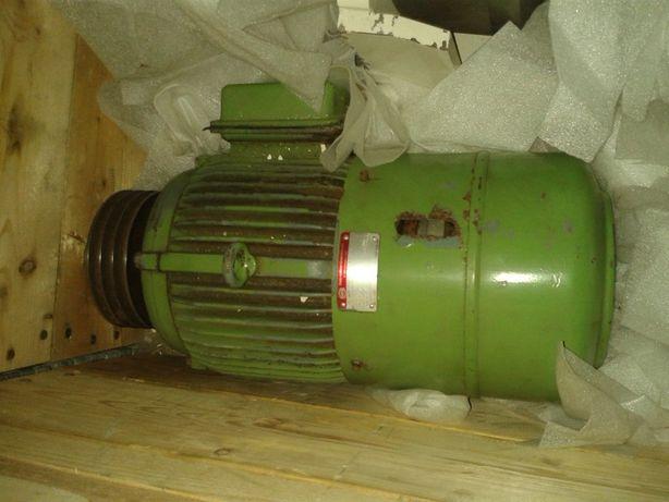 silnik elektryczny 7.5kw z hamulcem 2920obr/min