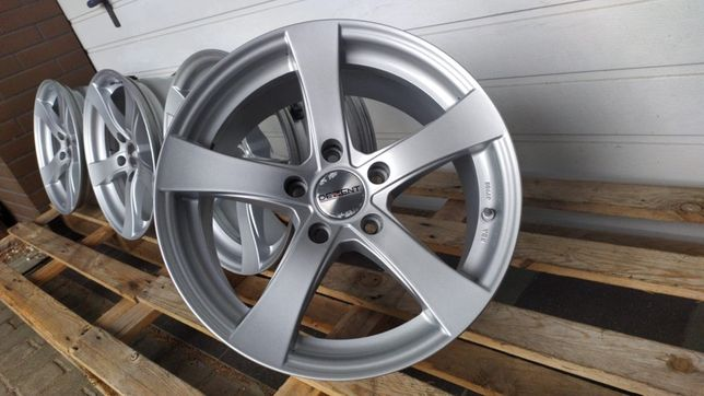 Felgi aluminiowe DEZENT 17'' 5x120 ET30 BMW VW T5 INSIGNIA