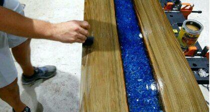żywica EPOKSYDOWA deco ida epidian zalewania blatów SKLEP beton podłog