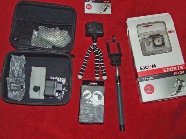 Zestaw kamera jak go pro SJ4000 WI-FI - wysyłka pobranie