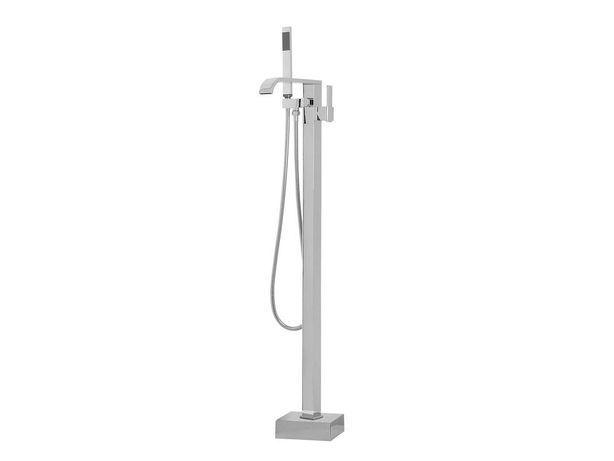 Torneira de banho autónoma cromada NIAGARA - Beliani