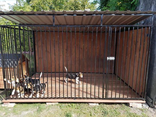 Klatka Zagroda Kojec Box Buda dla psa 2mx2m. Każdy wymiar!