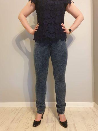 Spodnie damskie w r. 40, 44, 46, Paragon do zakupu
