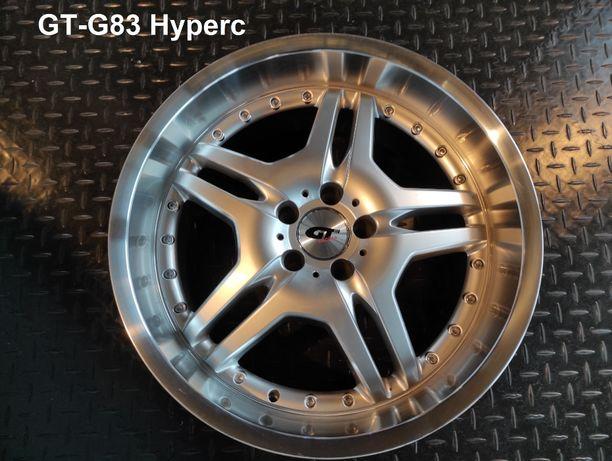 """Felgi aluminiowe GT racing 19"""", różne modele-nowe, wyprzedaż magazynow"""