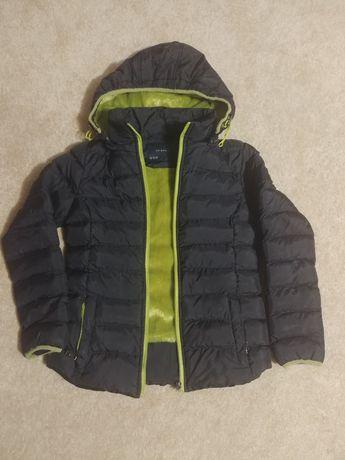 Dziewczęca zimowa kurtka