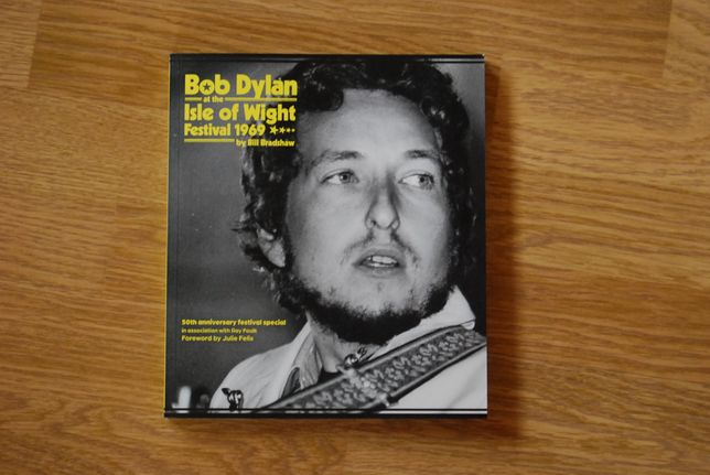 Bob Dylan Isle of Wight Festival 1969